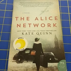 The Alice Network by Katie Quinn Reese's Book Club
